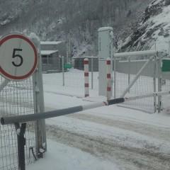 МАПП «Верхний Ларс» на границе с Грузией закрыли для грузовиков