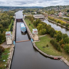 В России могут создать оператора инфраструктуры внутренних водных путей