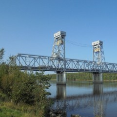 Мост через реку Свирь на трассе Р-21 «Кола» разведут 9 сентября