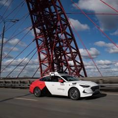 Первые беспилотные такси могут появиться в Москве в 2024 году