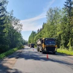 В регионах дополнительно отремонтируют 2 тыс. км дорог