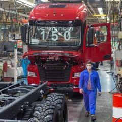 С 2024 года «КамАЗ» откажется от выпуска грузовиков поколения К4