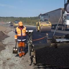 Дорогу между Новосибирской и Кемеровской областями отремонтируют
