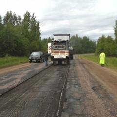 В Псковской области отремонтируют дорогу, дублирующую трассу Р-23