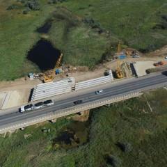 Подъездную дорогу к ДАПП «Вишневка» передали в федеральную собственность