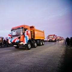 В Оренбургской области капитально отремонтировали 20 км трассы Р-240