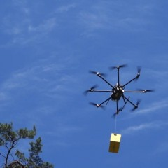 В Томской области проведут эксперимент по доставке грузов дронами