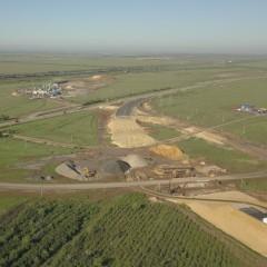 Движение по новой дороге под Волгоградом откроют к сентябрю 2021 года