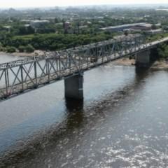 С 10 августа в Благовещенске продолжится ремонт моста через Зею