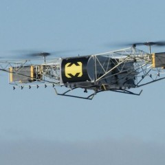 В России объявят большой тендер среди разработчиков грузовых дронов
