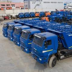 Продажи новых грузовых автомобилей в апреле сократились на 30%
