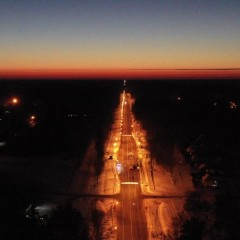 В Калужской области капитально отремонтировали 28 км трассы А-130