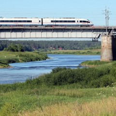 Между Москвой и Тулой планируют построить скоростную железную дорогу