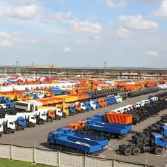 В регионах появится система для снижения выбросов от грузовиков