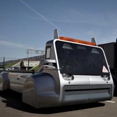 Грузовой беспилотник на водородном топливе выведут на дороги в 2023 году