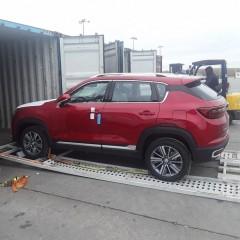 FESCO запустила контейнерный поезд из Китая для перевозки автомобилей