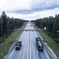 В России разработали лазерный сканер для контроля за грузовиками