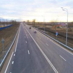 На границе Северной Осетии и Ингушетии расширили участок трассы «Кавказ»