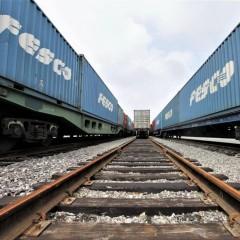 FESCO запускает контейнерный поезд из Екатеринбурга в Хабаровск