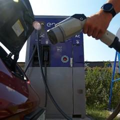 В 2021 году на Алтае откроют первую станцию для зарядки электрокаров