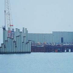 Строительство морского терминала в Пионерском возобновят в 2021 году