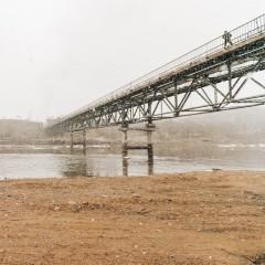 В Улан-Удэ началось строительство третьего моста через Уду