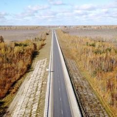Томская область завершила ремонт дорог по нацпроекту