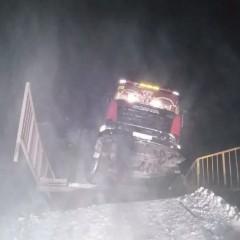 3 декабря обрушился мост в Иркутской области