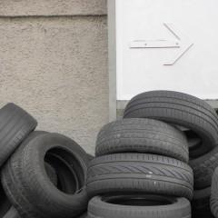С 1 ноября запрещены производство и импорт немаркированных шин