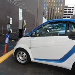 Ученые создадут сеть зарядных станций для электромобилей в Новосибирске