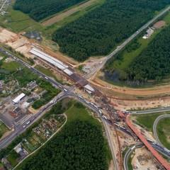 Оставшиеся 26 км ЦКАД достроят в начале июля