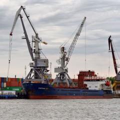 На создание портовой ОЭЗ в Астраханской области выделят 2,8 млрд. рублей