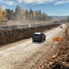 Паводок 2021 года повредил в Забайкальском крае 69 мостов и 113 км дорог