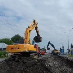 В Северной Осетии работы на дорогах по национальному проекту планируют завершить в октябре
