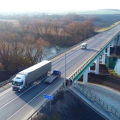 В Орловской области отремонтировали мост через Зушу на трассе «Крым»