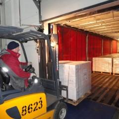 Логистическое приложение ŠKODA позволяет максимизировать загрузку контейнеров