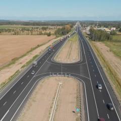 Во Владимирской области отремонтировали 70 км трассы М-7 «Волга»