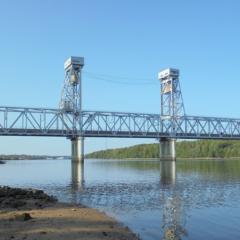 Мост через реку Свирь на трассе Р-21 «Кола» разведут 20 июля
