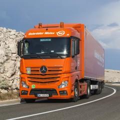 Компания Gebrüder Weiss теперь доставляет грузы во все регионы России