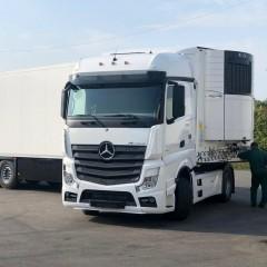 Серийное производство тягача Евро-6 в РФ запустят в ноябре 2020 года