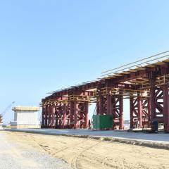 Мост через Пур в ЯНАО сдадут на год раньше