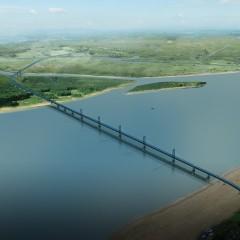 Первую часть проекта моста через Лену в Якутии направили на госэкспетизу