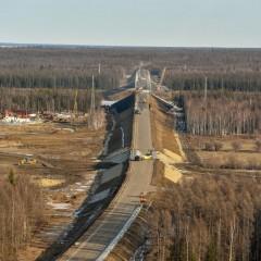 В начале ноября откроют мост через реку Марха в Якутии