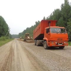В Томской области отремонтировали участок трассы «Первомайское – Белый Яр»