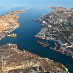 Севастополь предложил альтернативное решение по передаче порта в собственность РФ