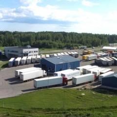 Пункт пропуска «Бурачки» на российско-латвийской границе реконструируют