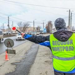 Большегрузам закроют въезд в Чебоксары с 25 марта
