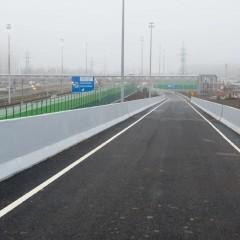 До конца года на трассе М-1 «Беларусь» откроют развязку возле Одинцово