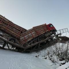 По факту обрушения моста в Иркутской области просят провести проверку