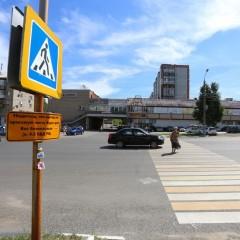 В Тульской области завершили дорожные работы по нацпроекту